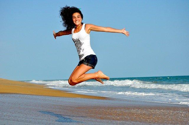 radost z moře